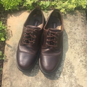 Skechers Casual Lace Up Dress Shoes